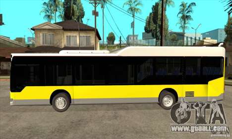 Mercedes-Benz Citaro LE for GTA San Andreas left view