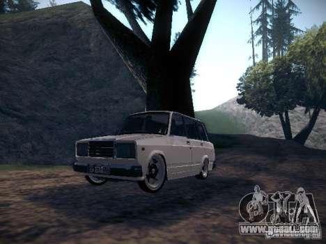 Vaz 2104 Air for GTA San Andreas