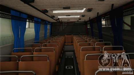 IKARUS 255.01 for GTA San Andreas inner view