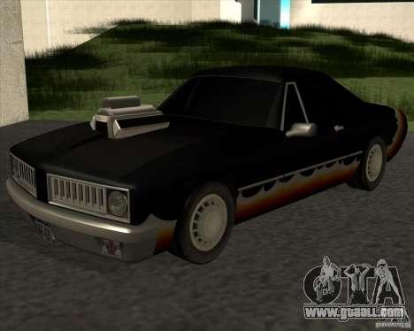 HD Diablo for GTA San Andreas