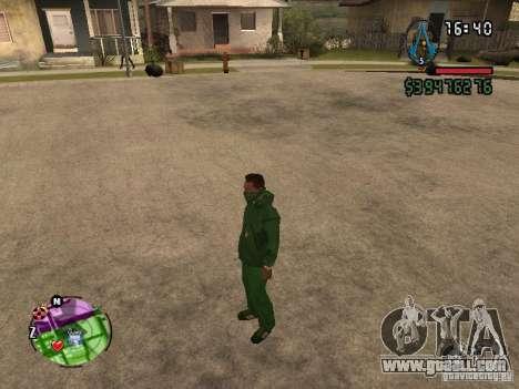 Asssassin Creed Style for GTA San Andreas third screenshot