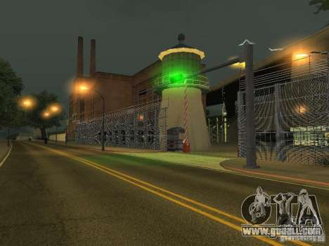 Bus Park v1.1 for GTA San Andreas third screenshot