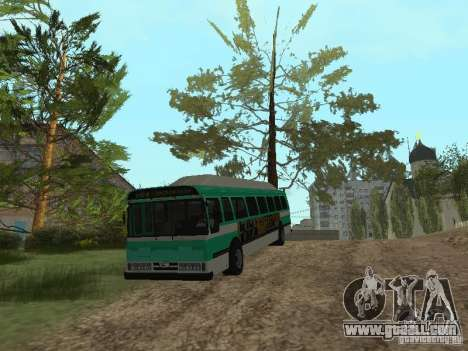 Bus from GTA 4 for GTA San Andreas