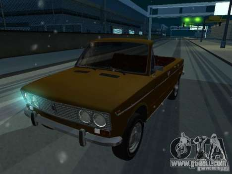 VAZ 2103 Convertible for GTA San Andreas