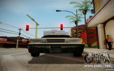 HQLSA v1.1 for GTA San Andreas fifth screenshot