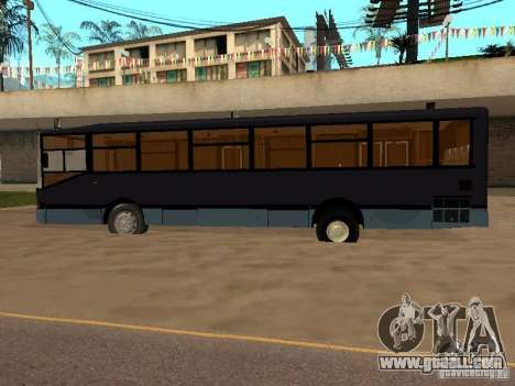 Volzhanin 5270 for GTA San Andreas back view