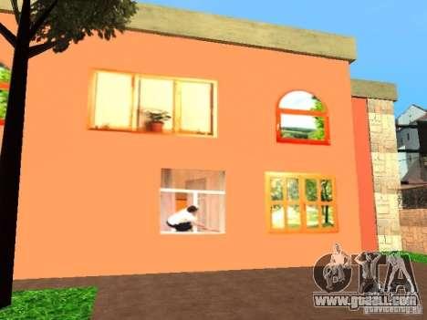 New motels for GTA San Andreas third screenshot