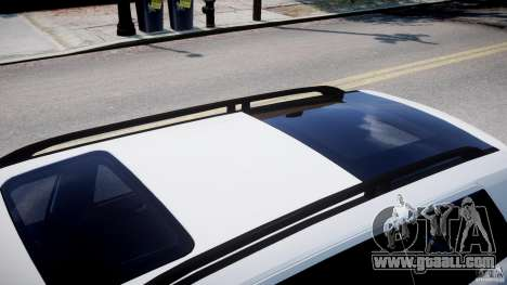Mercedes-Benz GL450 for GTA 4 upper view