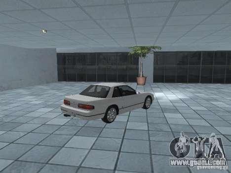 Nissan Silvia PS13 for GTA San Andreas back view
