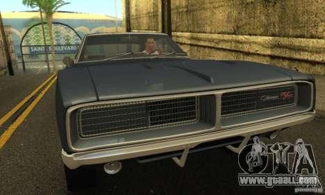 ENBSeries by dyu6 v5.0 for GTA San Andreas third screenshot