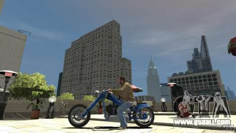 The Lost and Damned Bikes Hexer for GTA 4