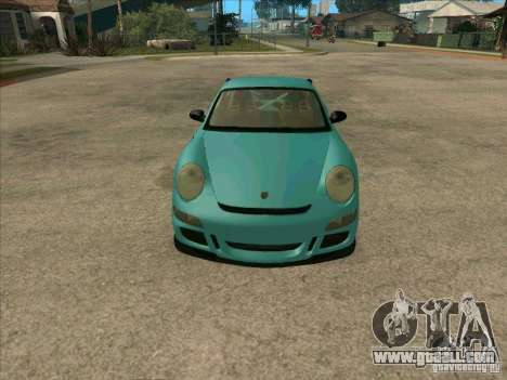 Porsche 997 GT3 RS for GTA San Andreas right view