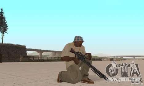 Pack weapons of Star Wars for GTA San Andreas tenth screenshot