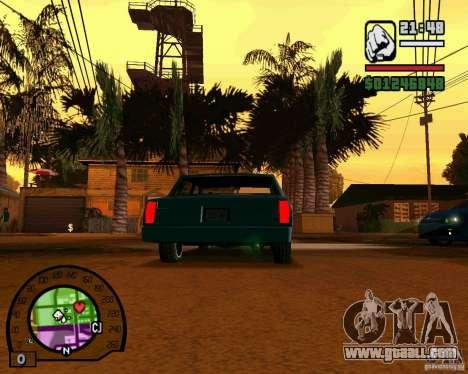 IV High Quality Lights Mod v2.2 for GTA San Andreas forth screenshot
