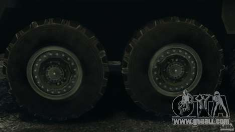 Stryker M1134 ATGM v1.0 for GTA 4 inner view