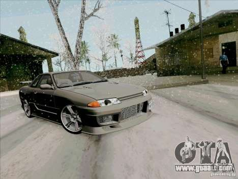 Nissan Skyline GTS-T for GTA San Andreas