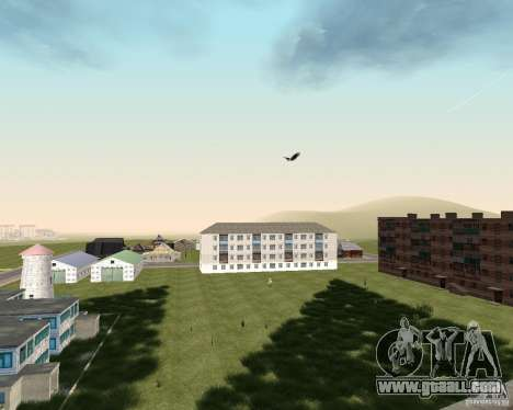 A Prostokvasino for the CD for GTA San Andreas second screenshot