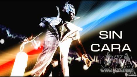 Loading screens WWE 2012 for GTA San Andreas forth screenshot