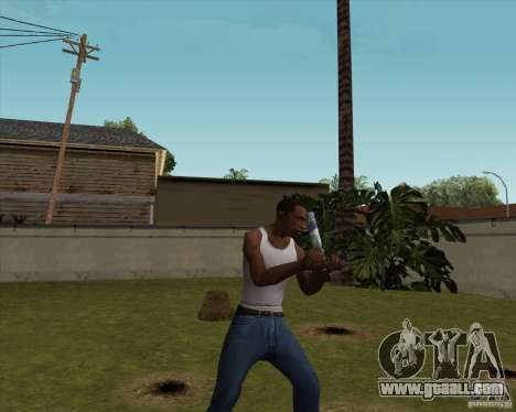 Atlas for GTA San Andreas third screenshot