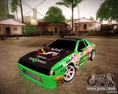 Elegy Toy Sport v2.0 Shikov Version for GTA San Andreas