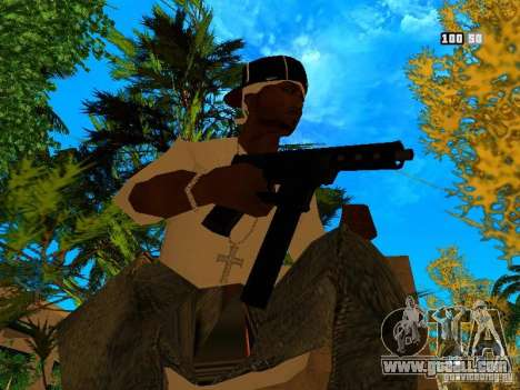 New Weapon Pack for GTA San Andreas fifth screenshot