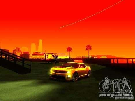 ENBSeries by JudasVladislav for GTA San Andreas seventh screenshot