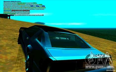 Qualitative Enbseries 2 for GTA San Andreas third screenshot