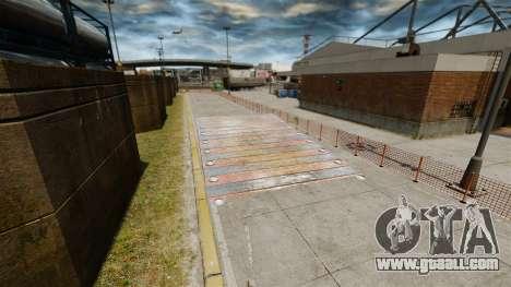 Rally track for GTA 4