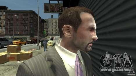 Johnny Klebitz for GTA 4 third screenshot