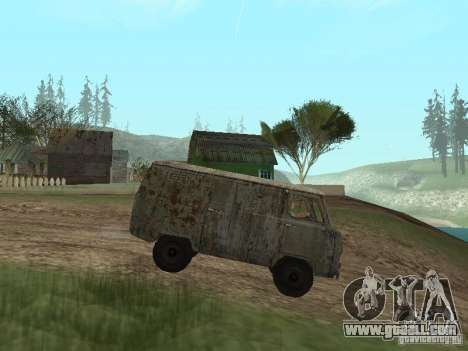 UAZ 452 for GTA San Andreas
