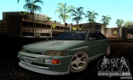 Ford Escort RS Cosworth for GTA San Andreas