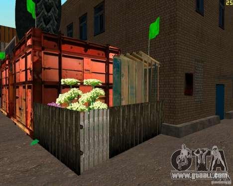 House in Anaheim for GTA San Andreas fifth screenshot