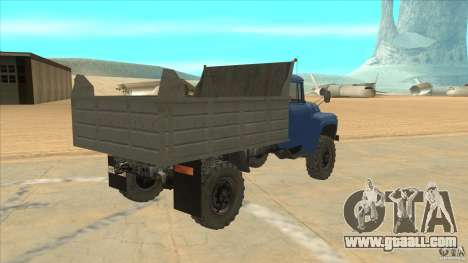 ZIL-MMZ 4502 four-wheel drive for GTA San Andreas right view
