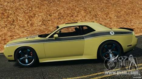 Dodge Rampage Challenger 2011 v1.0 for GTA 4 left view