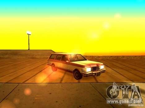 ENBSeries by Sashka911 v2 for GTA San Andreas