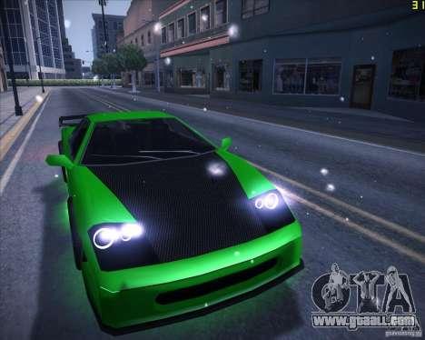 Tuned Turismo for GTA San Andreas