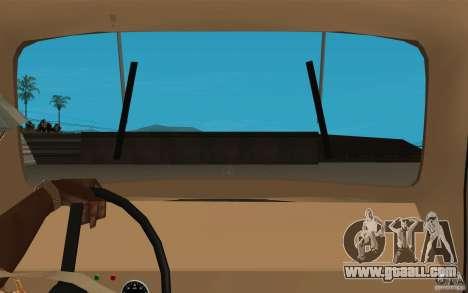 MERCEDES-BENZ L3000 v2.0 for GTA San Andreas right view