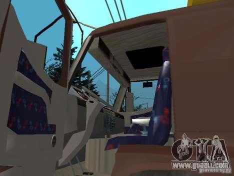BMC for GTA San Andreas back view