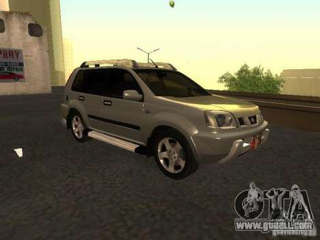 Nissan X-Trail for GTA San Andreas right view