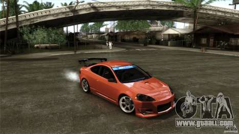 Acura RSX Spoon Sports for GTA San Andreas