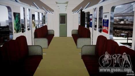 Russian Metro for GTA 4 third screenshot