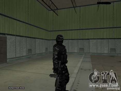 New Army for GTA San Andreas third screenshot