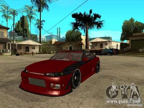 Nissan Silvia S-15 for GTA San Andreas