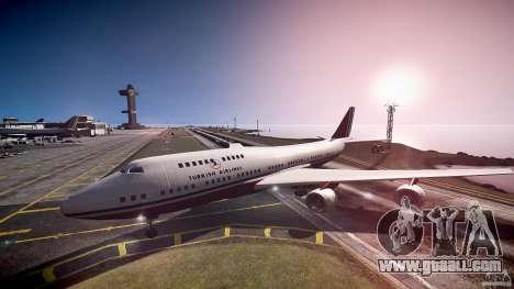 THY Air Plane for GTA 4