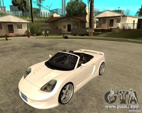 Toyota MRS2 Veilside for GTA San Andreas