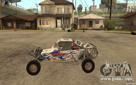 CORR Super Buggy 2 (Hawley) for GTA San Andreas left view