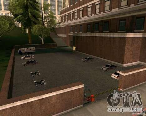 Priparkovanyj transport v1.0 for GTA San Andreas seventh screenshot