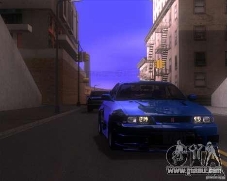 ENBSeries by LeRxaR v4.0 for GTA San Andreas forth screenshot