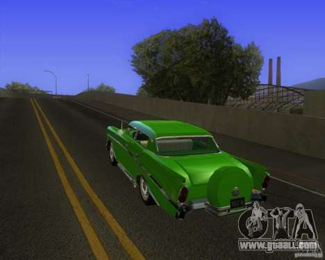 Hollywood for GTA San Andreas left view