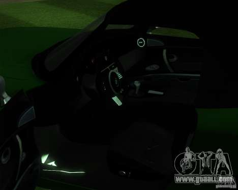 BMW Z8 for GTA San Andreas right view